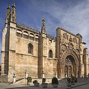 Iglesia de Santa María Aranda de Duero